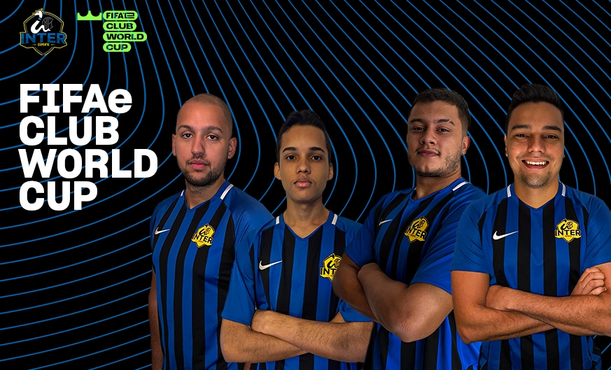 Inter eSports ready for the FIFA eClub World Cup