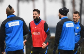 Immediately back to work: Verona vs. Inter coming up on Wednesday | THE PHOTOS