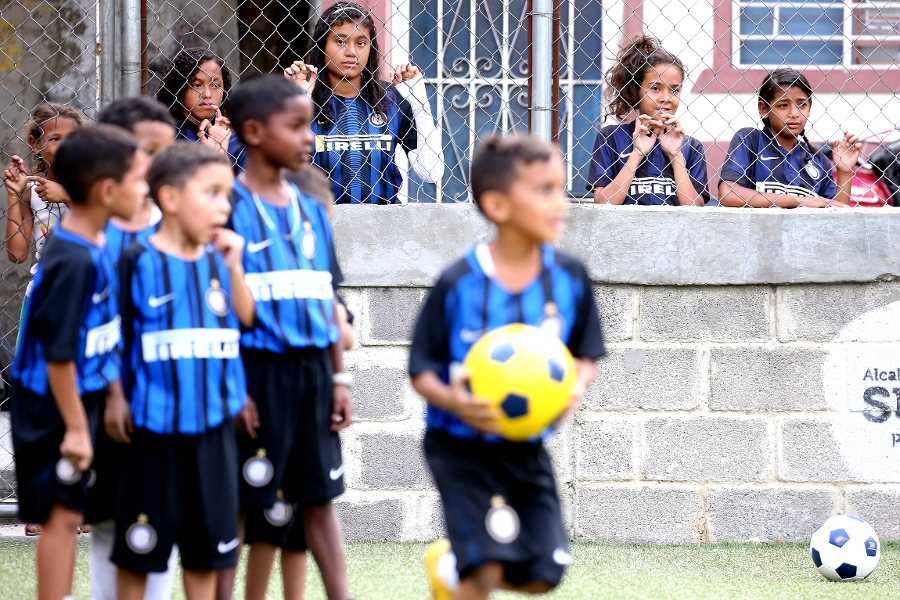 Inter Campus working together with the Italian Embassy in Caracas