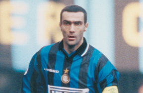 Many happy returns, Beppe Bergomi