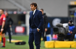 "Conte: ""We did well to stay calm after they equalised"""