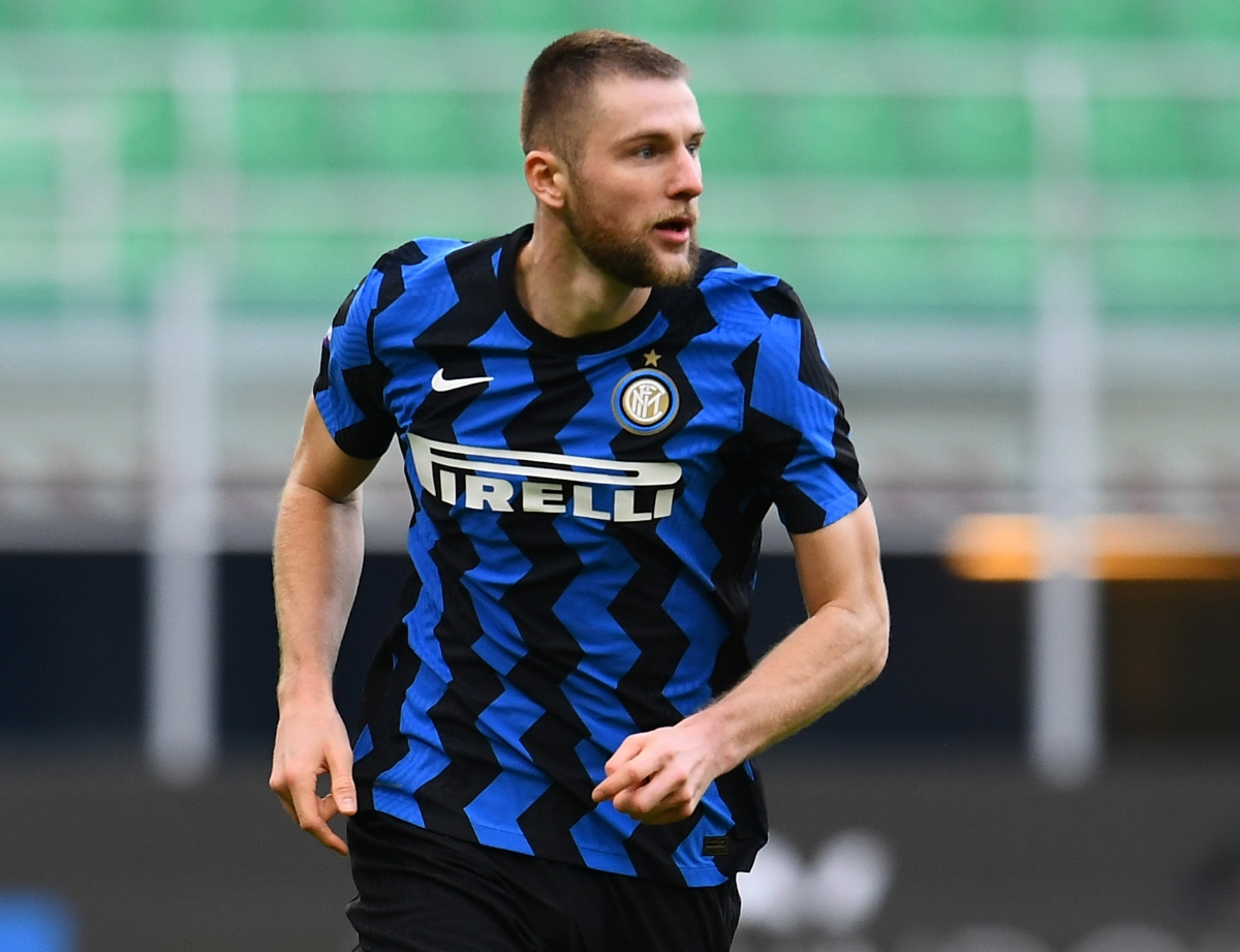 """Skriniar: """"Happy to have found consistency, we're growing and could do even more"""""""