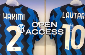 OPEN ACCESS | Behind the scenes of Inter vs. Crotone