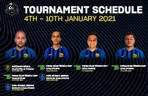 Inter eSports, a busy January