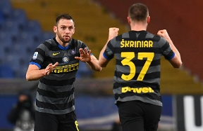 INTER STATS | Inter's first 19 games: four Nerazzurri included in league's best XI