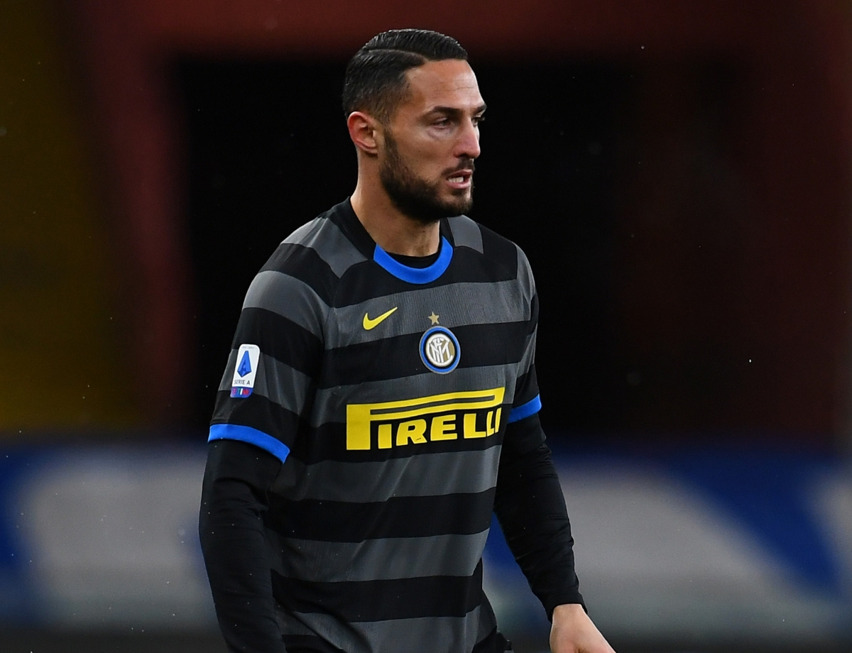 An update on Danilo D'Ambrosio's condition