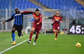 Roma-Inter 2-2, match review