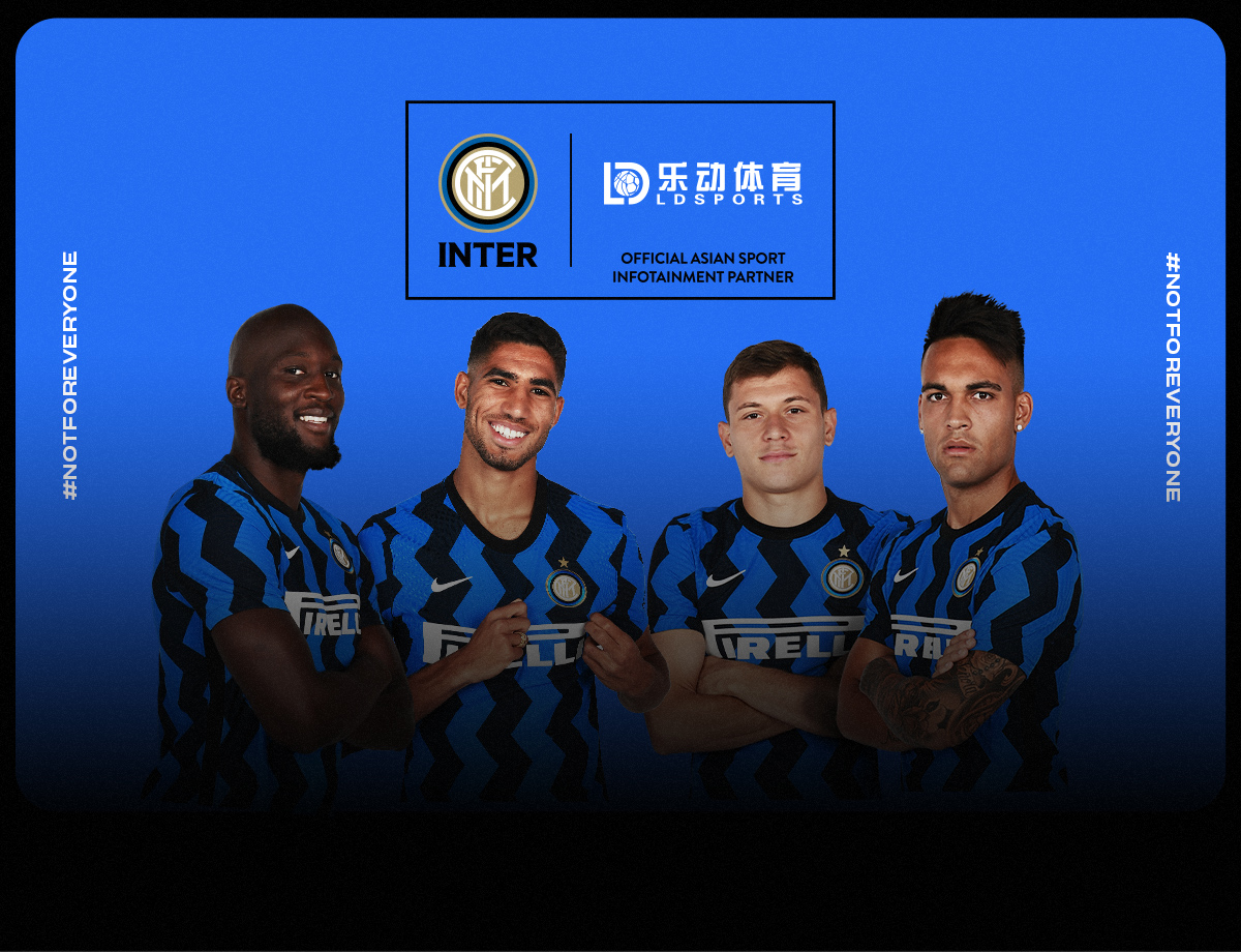 LD Sports becomes FC Internazionale Milano's Official Asian Sport Infotainment Partner