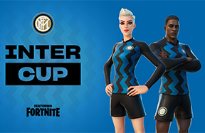 Oggi la Coppa Inter su Fortnite!