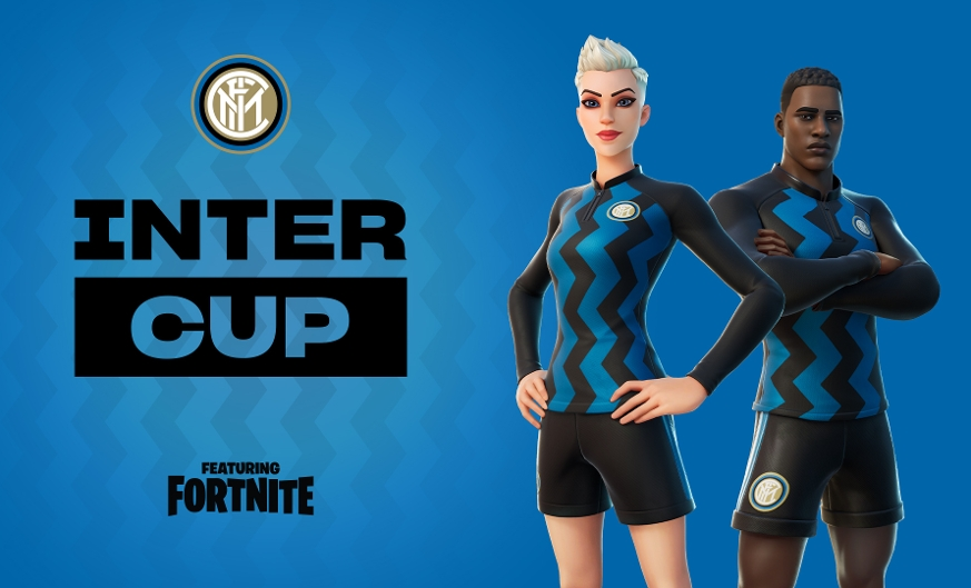 The Inter Cup on Fortnite is today!