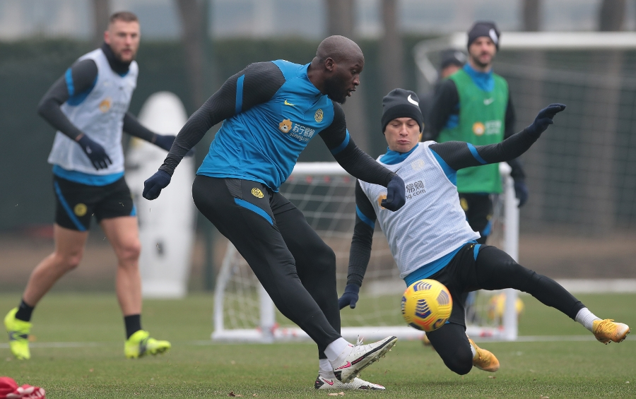 PHOTOS | Looking ahead to Udine trip: the team in training