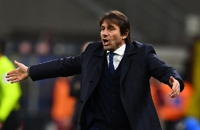 "Conte: ""I'm proud to lead this group. A win dedicated to our fans"""