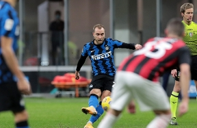 Coppa Italia, Inter 2-1 AC Milan: Eriksen sends the Nerazzurri through