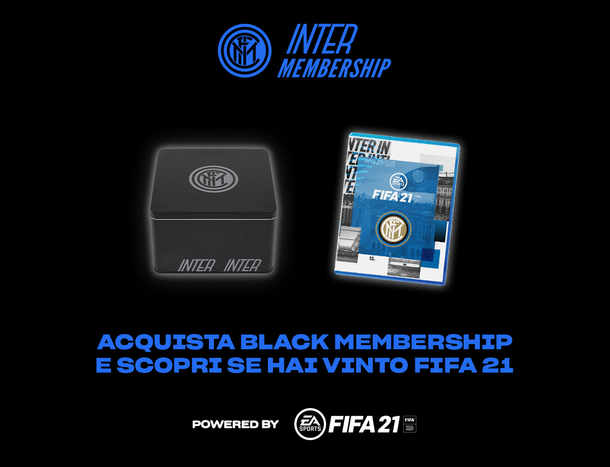 Get your hands on a FIFA 21 copy by becoming a Black Member