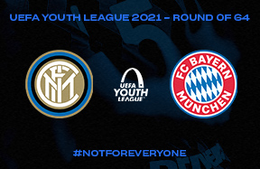 UEFA Youth League, round of 64: Inter to face Bayern Munich