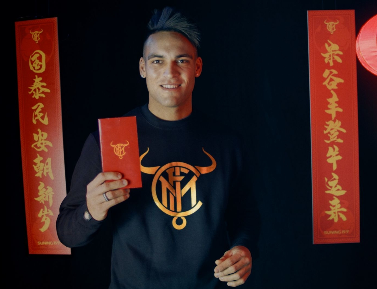 Chinese New Year, Inter celebrate the Year of the Ox  | VIDEO