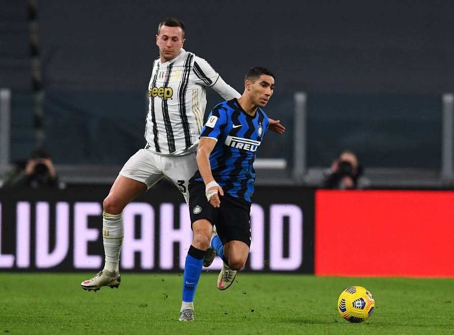 Juventus 0-0 Inter | The photos from the draw at the Juventus Stadium