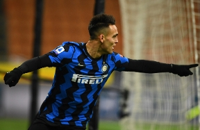 """Lautaro after scoring and impressing: """"That group hug represented what we are"""""""