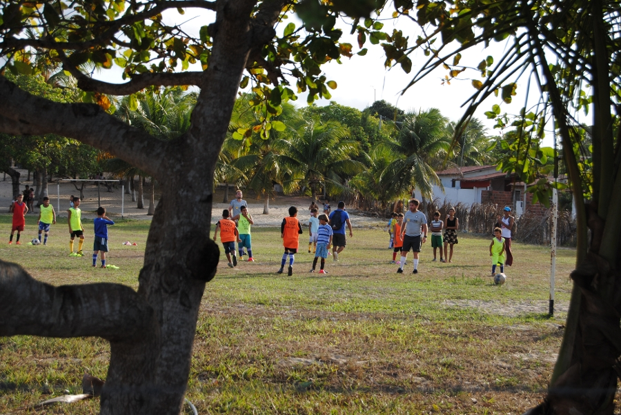 Inter Campus in the villages in the North-East of Brazil