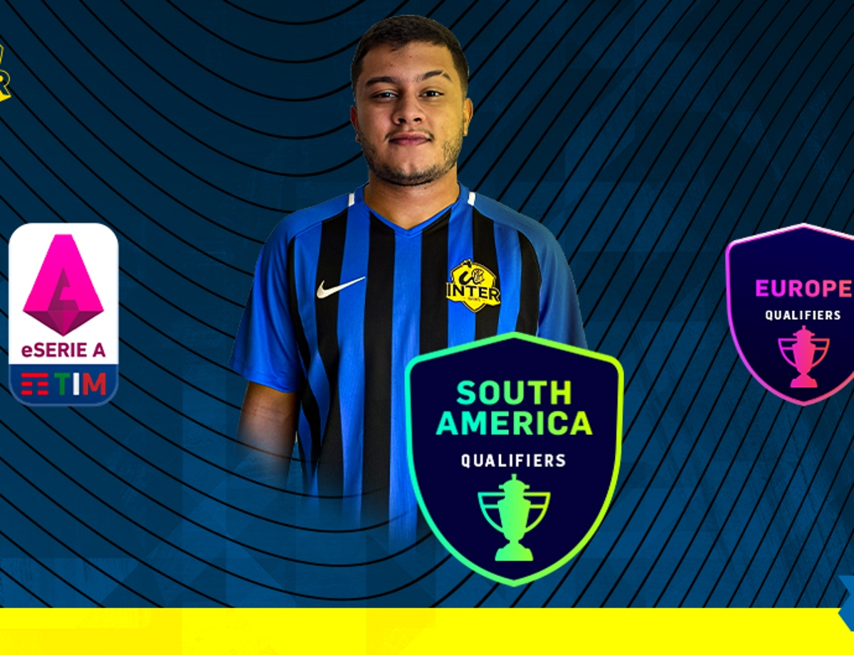Inter eSports, the results: Pedro wins South American Qualifier 3