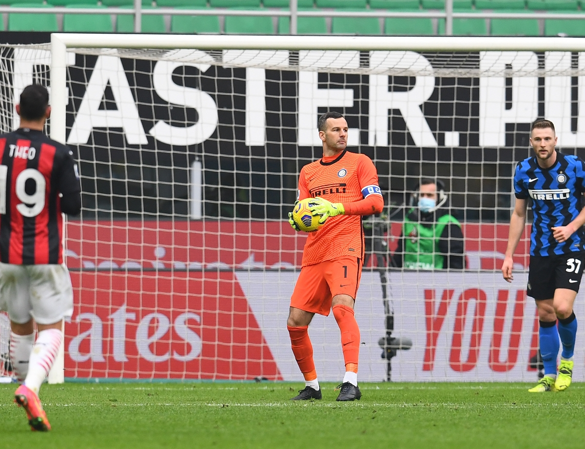 "Handanovic: ""We knew what we had to do to win"""