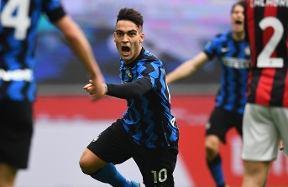 """Lautaro dominates the Derby: """"We always fight together"""""""