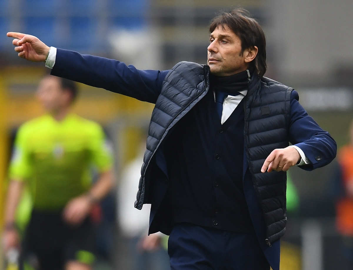 "Conte: ""Victories against our direct rivals help us. I'm proud of the lads' hard work"""