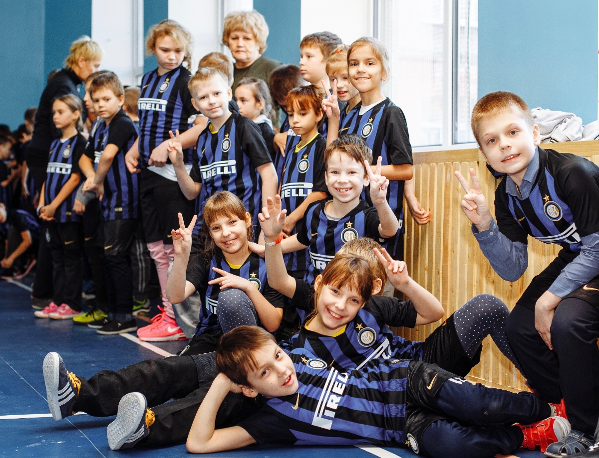 """Inter Campus Russia and the """"Common Kids Foundation"""""""