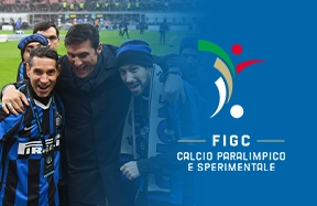 Inter involved in inaugural digital event with the Paralympic and Experimental Football Division