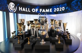 HALL OF FAME | Julio Cesar, Bergomi, Cambiasso and Milito honoured with awards