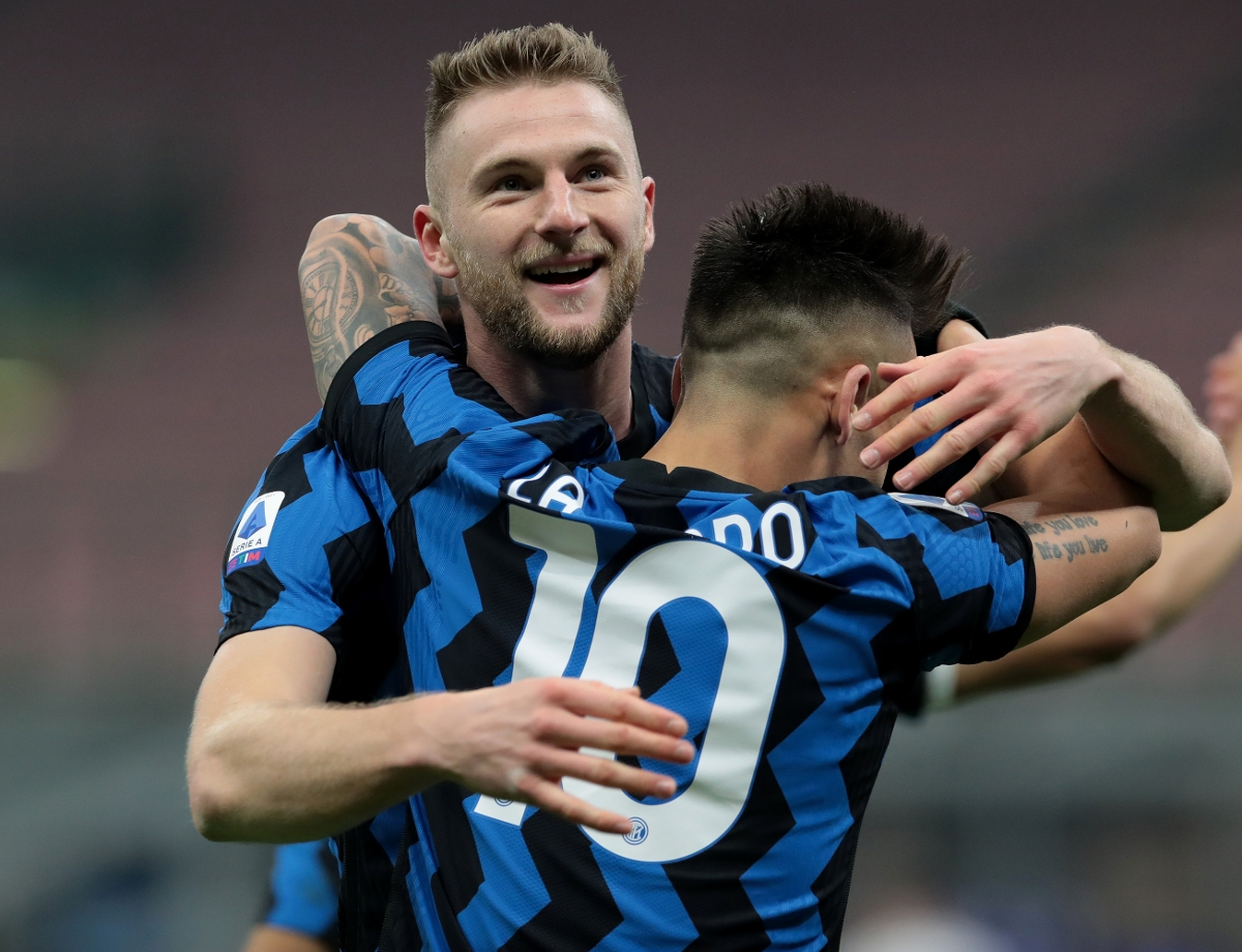 INTER STATS | Seven straight wins and a third goal for Skriniar
