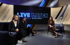 INTER TV | Il match day di Inter-Atalanta dedicato alle donne