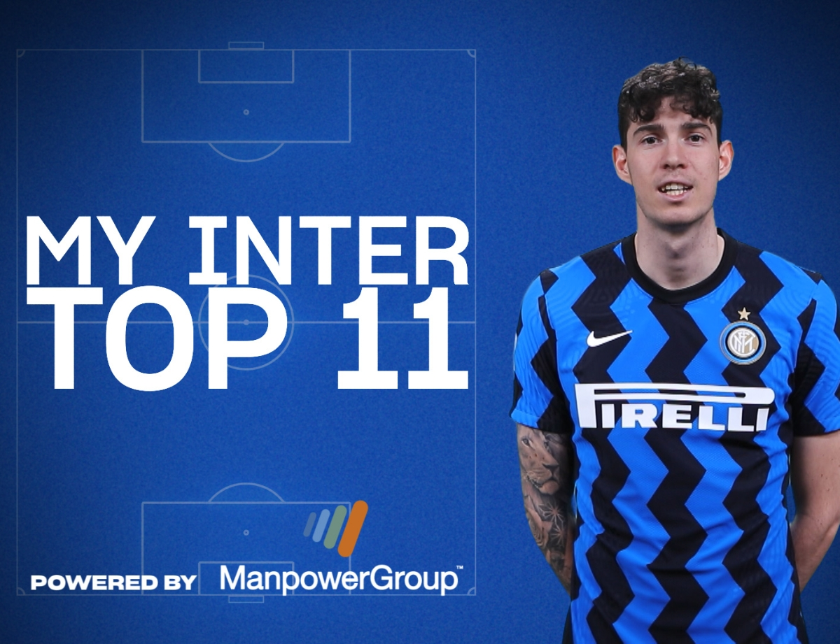 MY INTER TOP 11 | Bastoni stars in the first episode