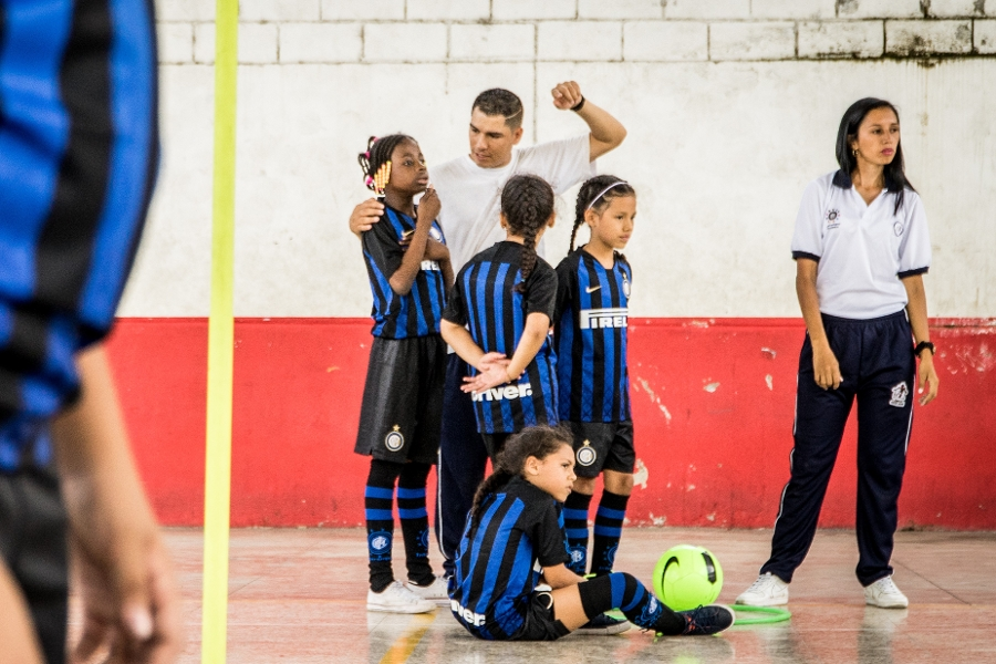 Inter Campus Feature Articla, Right to Play