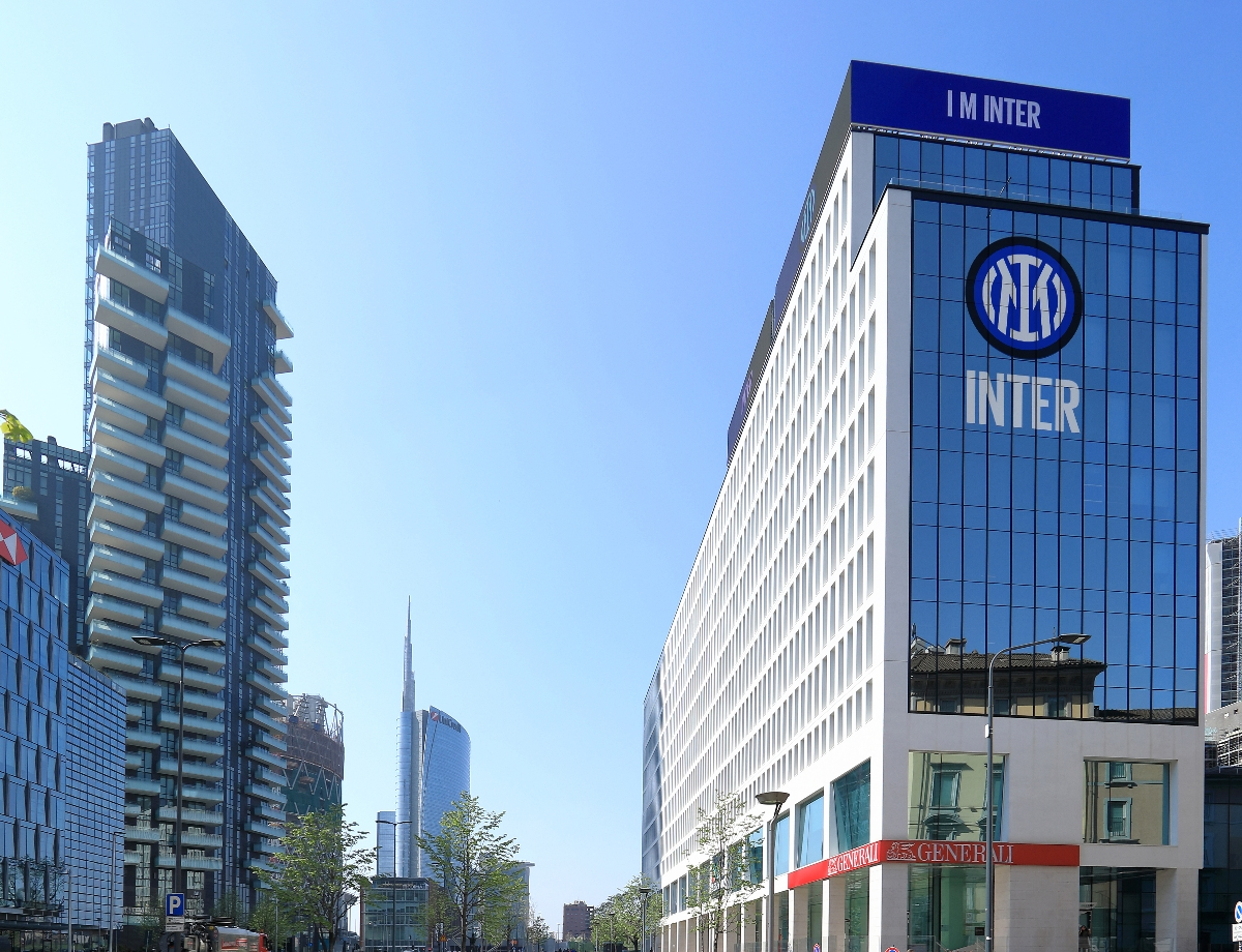 A new look at Inter HQ | PHOTOS AND VIDEO