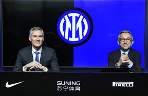 Inter's new visual identity: The journey and the evolution