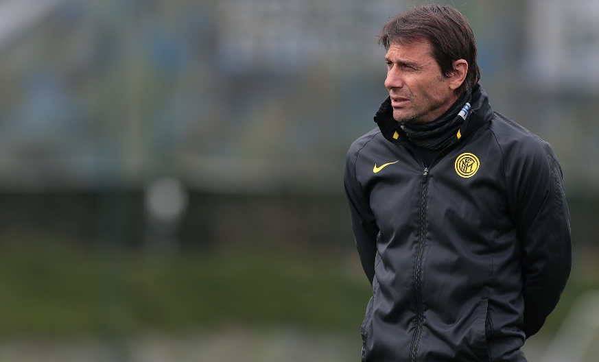 """Conte: """"A challenging game awaits, we'll be aiming to achieve the maximum"""""""