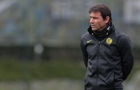 "Conte: ""A challenging game awaits, we'll be aiming to achieve the maximum"""