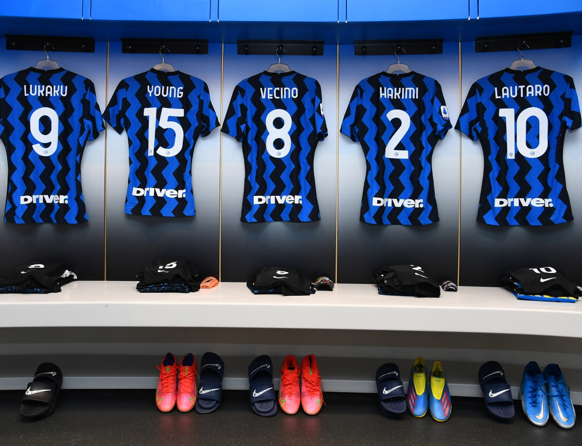 Inter vs. Sassuolo, the official line-ups