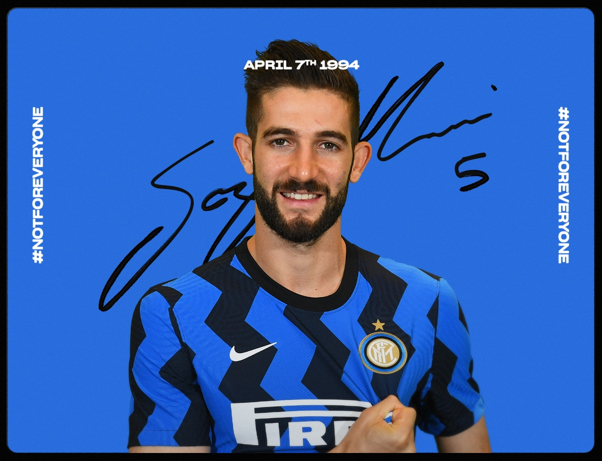 Happy Birthday, Roberto Gagliardini!