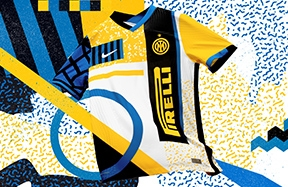 I M Collection, Inter and Nike present the special Jersey with the new Club crest