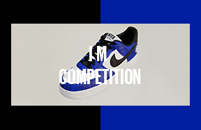 IM NIKE AF1 | Special limited edition sneakers now up for grabs in white