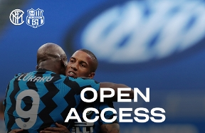 OPEN ACCESS | Behind the scenes of Inter vs. Sassuolo