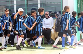Inter Campus Morocco and Tunisia, on the same field of play
