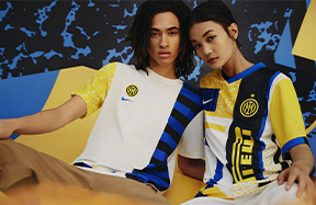 I M COLLECTION |The Special Jersey with Inter's new crest is now on sale