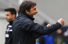 "Conte: ""No calculations, we need to keep our foot on the gas"""
