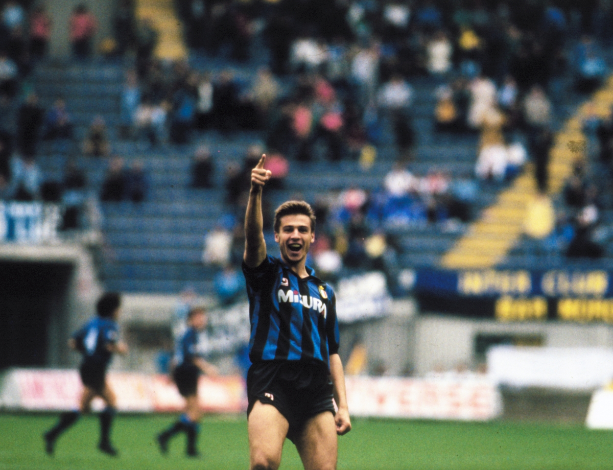 "Berti: ""My life with Inter: pure emotion"""