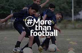 The #MoreThanFootball campaign comes to an end