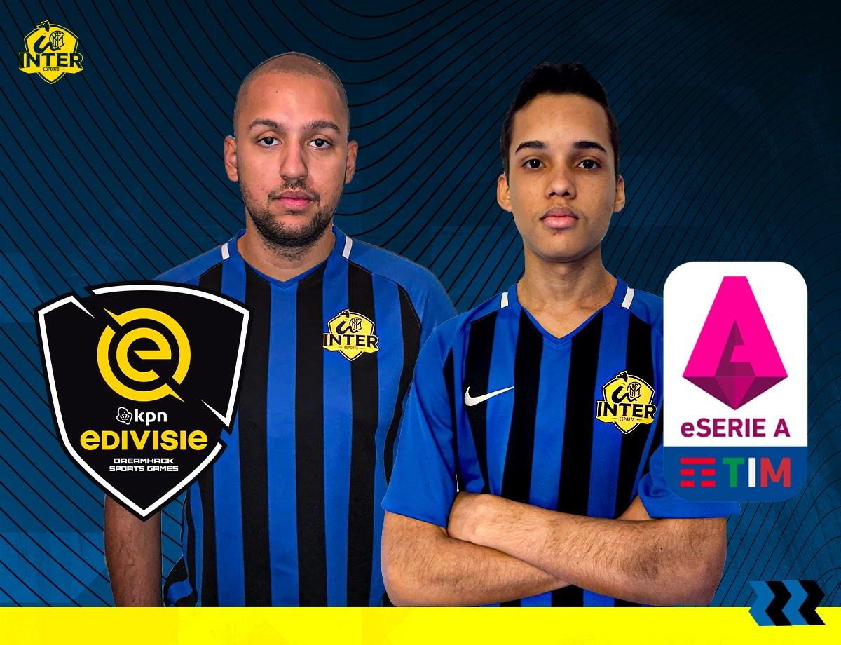 Inter eSports: eSerie A and a touch of the Dutch