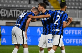 Spezia-Inter 1-1, match review